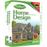 Punch! Home & Landscape Design with nexGen Technology v3 2011 [Boxed]