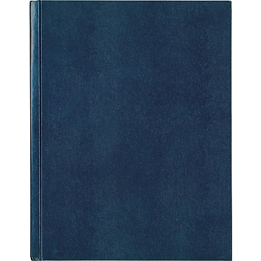 Staples® Hardcover Notebook, 9-1/4
