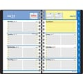 2014/2015 AT-A-GLANCE® QuickNotes Weekly/Monthly Appointment Book, 4 7/8in. x 8in.