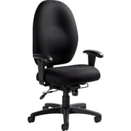 Global Stamina™ Ergonomic Multishift-Use Task Chair