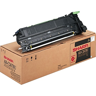 Sharp Black Toner Cartridge (AR-C26TBU)