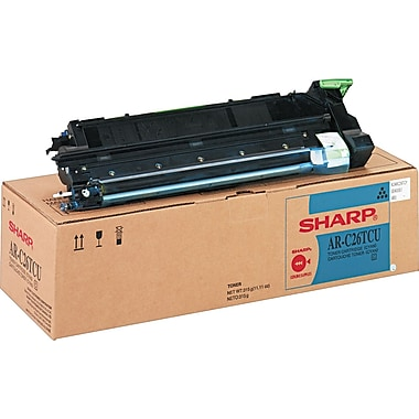 Sharp Cyan Toner Cartridge (AR-C26TCU)