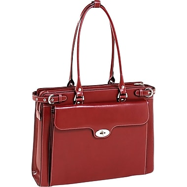 McKlein USA Winnetka  Leather Ladies' Briefcase, 15in.