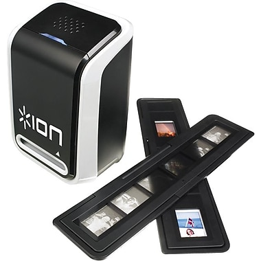 Ion Audio SLIDES 2 PC- 35mm Slide and Film Scanner