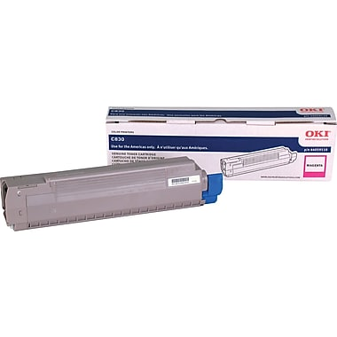 Okidata® 44059110 Magenta Toner Cartridge