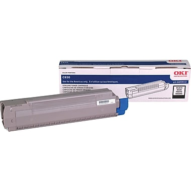 Okidata Black Toner Cartridge (44059112)