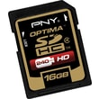 PNY Premium 16GB SD (SDHC) Class 4 Flash Memory Card