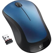 Logitech M310 910-001917 USB Laser Wireless Mouse, Peacoke Blue