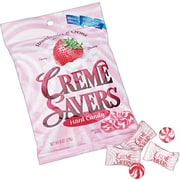Creme Savers®, Strawberry, 6 oz. Bag