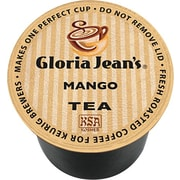 Keurig® K-Cup® Gloria Jean's® Mango Tea, Regular, 24/Pack