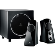 Logitech Z523 40W Multimedia Speakers and Subwoofer for Multiple Devices, Black (980-000319)