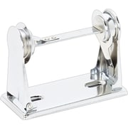 San Jamar® Locking Toilet Tissue Dispenser, Steel, Chrome (R200XC)