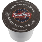 Keurig® K-Cup® Timothy's® White Hot Chocolate, 24/Pack