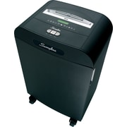 Swingline® DX18-13 1758585 18-Sheet Cross-Cut Shredder, Black