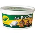 Crayola® Air Dry Clay, White, 2.5 lbs