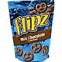 Flipz® Milk Chocolate Covered Pretzels, 5 oz. Bags,