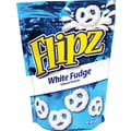Flipz® White Fudge Covered Pretzels, 5 oz. Bags, 6 Bags/Box