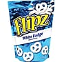 Flipz® White Fudge Covered Pretzels, 5 oz. Bags,
