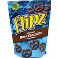 Flipz® Dark Chocolate Covered Pretzels, 4 oz. Bags, 6 Bags/Box