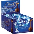 Lindt LINDOR Chocolate Truffles, Dark Chocolate, 60 Truffles/Box