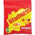 Starburst® Original Fruit Chews Candy Peg Bag, 7 oz. Bags, 12 Bags/Box