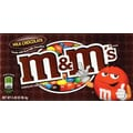 M&M's® Milk Chocolate Candies Concession Box, 3.4 oz. Bags 12 Packs/Box