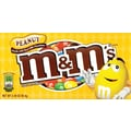 M&M's® Peanut Candy Concession Box, 3.4 oz. Bags, 12 Bags/Box