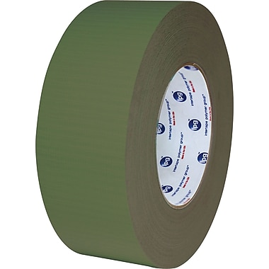 Intertape® AC20 Cloth Duct Tape, Olive Drab, 2in. x 60 yds., 3/Pack
