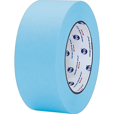 Intertape® PF3 Light Blue Masking Tape, 2in. x 60 yds., 24/Case