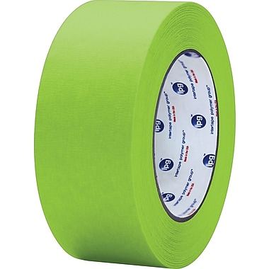 Intertape® PF3 Light Green Masking Tape 2in. x 60 yds., 36/Case
