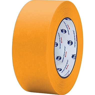 Intertape® PF3 Orange Masking Tape, 2in. x 60 yds., 24/Case
