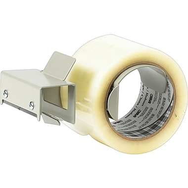 3M™ Hand Held Metal Carton Sealing Tape Dispenser, 3in.