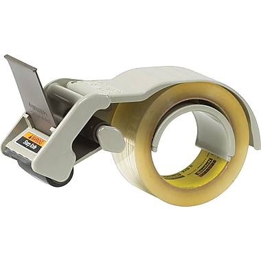 3M™ H-192 Deluxe Carton Sealing Tape Dispenser, Each, 1 Each