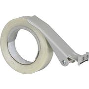 "Staples® 1"" Filament Tape Dispenser, Metal, Each, 1 Each"