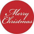 Great Papers® Merry Christmas Seals