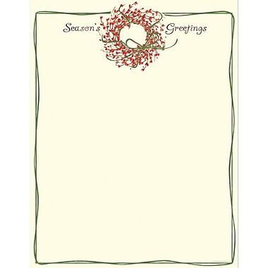 Great Papers® Season's Greetings Stationery