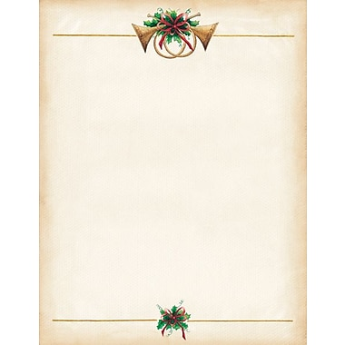 Antique Horns Stationery and Envelopes