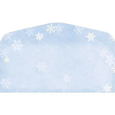 Great Papers® Winter Flakes #10 Envelopes