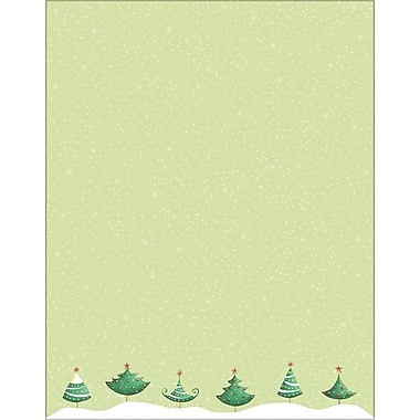 Great Papers® Six Trees Stationery