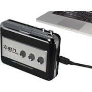 Ion Audio TAPE EXPRESS PLUS- USB Portable Cassette Tape to MP3 Conversion Player