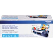 Brother TN-310C Cyan Toner Cartridge