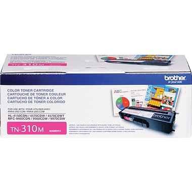 Brother TN-310M Magenta Toner Cartridge