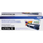 Brother Toner Cartridge, Black, High Yield (TN-315BK)