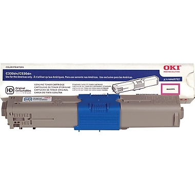 Okidata Magenta Toner Cartridge (44469702)