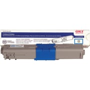 Okidata Cyan Toner Cartridge (44469703)