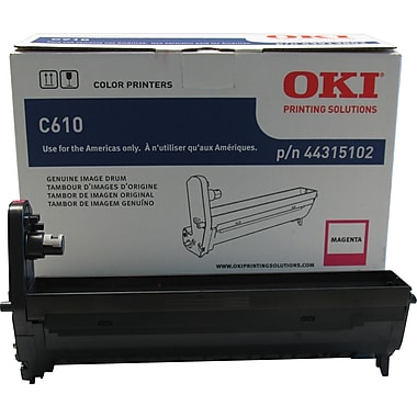 Okidata® 44315102 Magenta Drum Cartridge