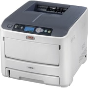 OKI® C610dn Digital Color Laser Printer