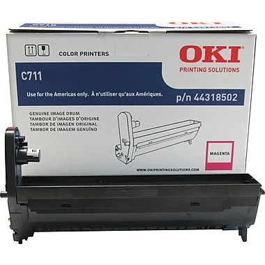 Okidata Magenta Drum Cartridge (44318502)