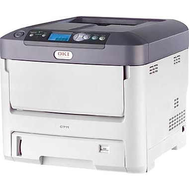 OKI® C711n Digital Color Printer
