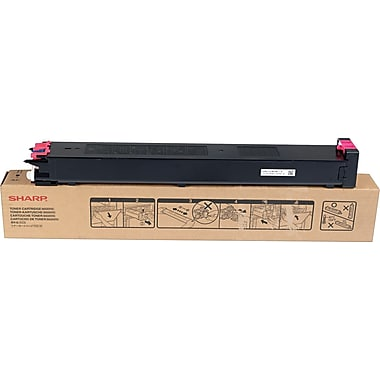 Sharp Magenta Toner Cartridge (MX-31NTMA)